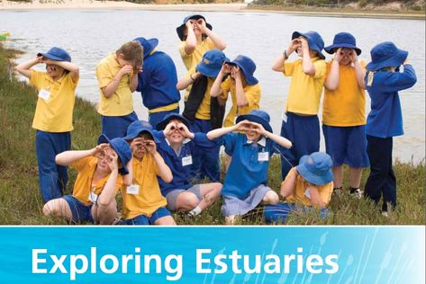 Teacher's guide to Victorian estuaries