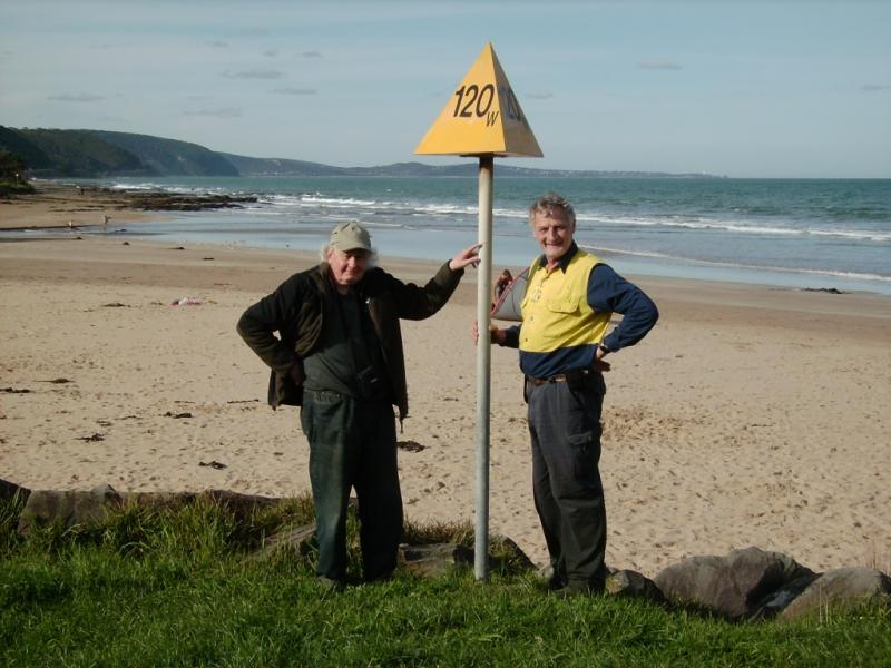 Erskine River Estuary Mouth Photopoint Site One (Ep1)